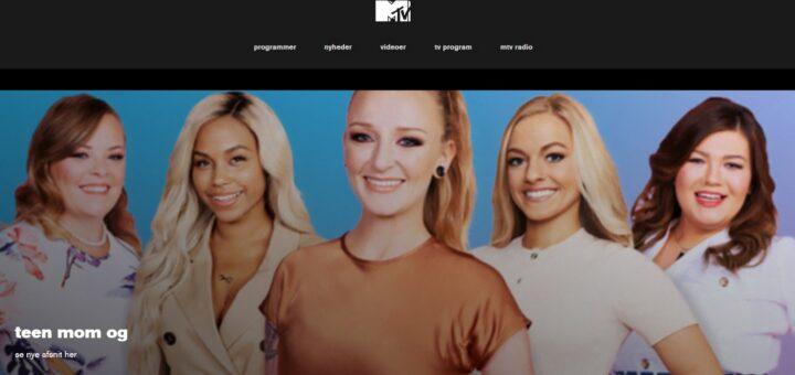 Sådan optager du streamede videoer fra MTV