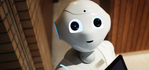 Robotter i din have...om lidt
